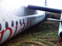 accidente ethiopian airlines ET357 Yuba