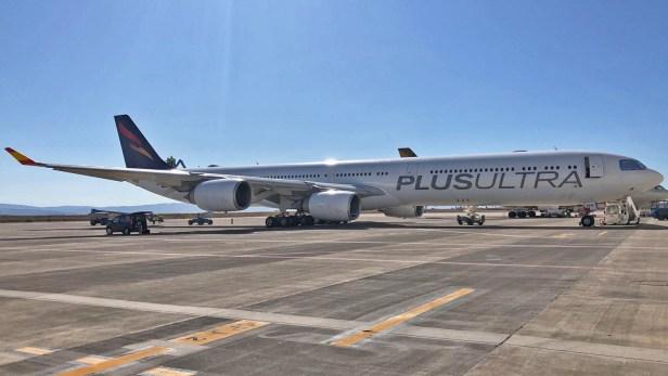 Airbus A340 Plus Ultra