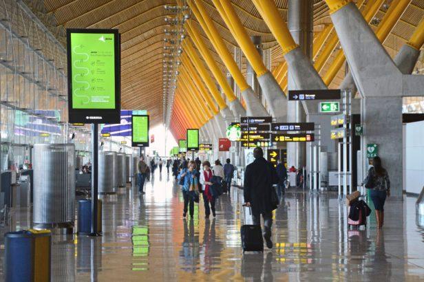 Terminal 4 del Aeropuerto Adolfo Suárez de Madrid - Barajas
