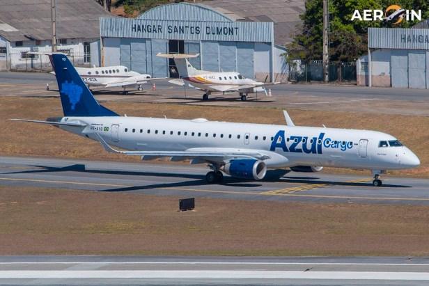 Embraer 195 de Azul