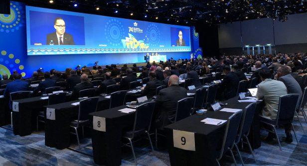 74 reunión anual de la IATA