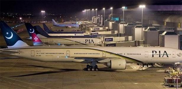 Un aeropuerto en Pakistán