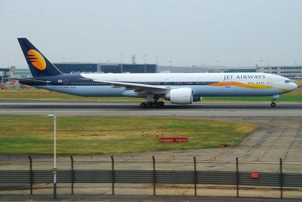 Avión Boeing 777-300ER de Jet Airways