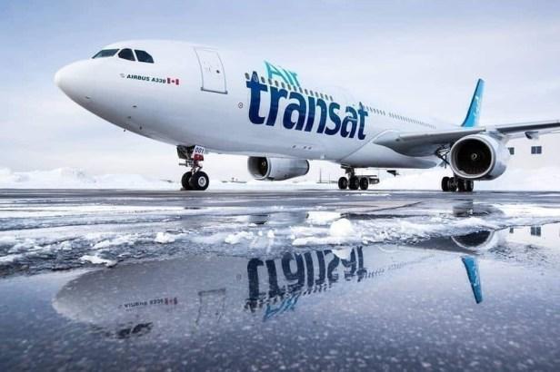 Airbus A330 de Air Transat