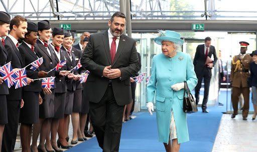 Alex Cruz de British Airways