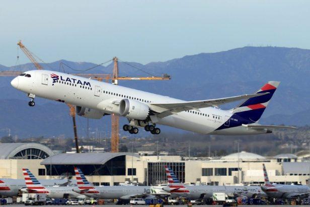 Boeing 787-9 Dreamliner de LATAM Airlines