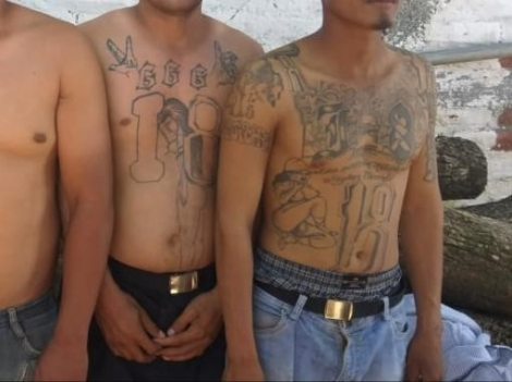 Members of the 18th Street gang are arrested in Operation Regional Shield