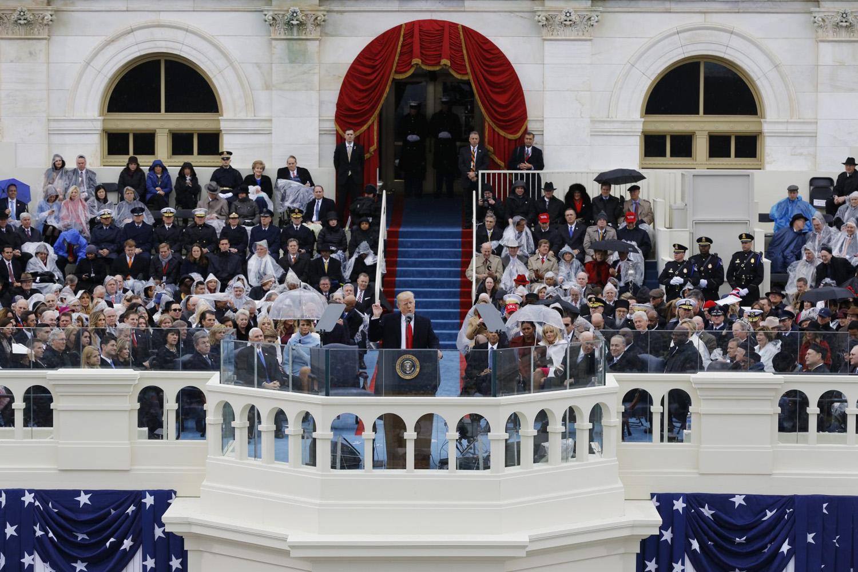 President Trump 2017 Inauguration