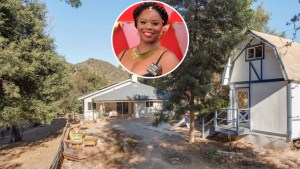 Black Lives Matter Co-Founder Patrisse Khan-Cullors' $1.4 Million Topanga Canyon Compound
