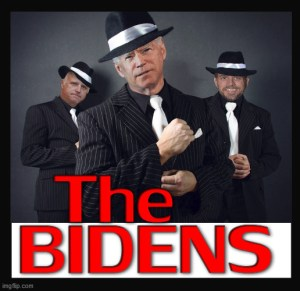 Biden Crime Family Portrait