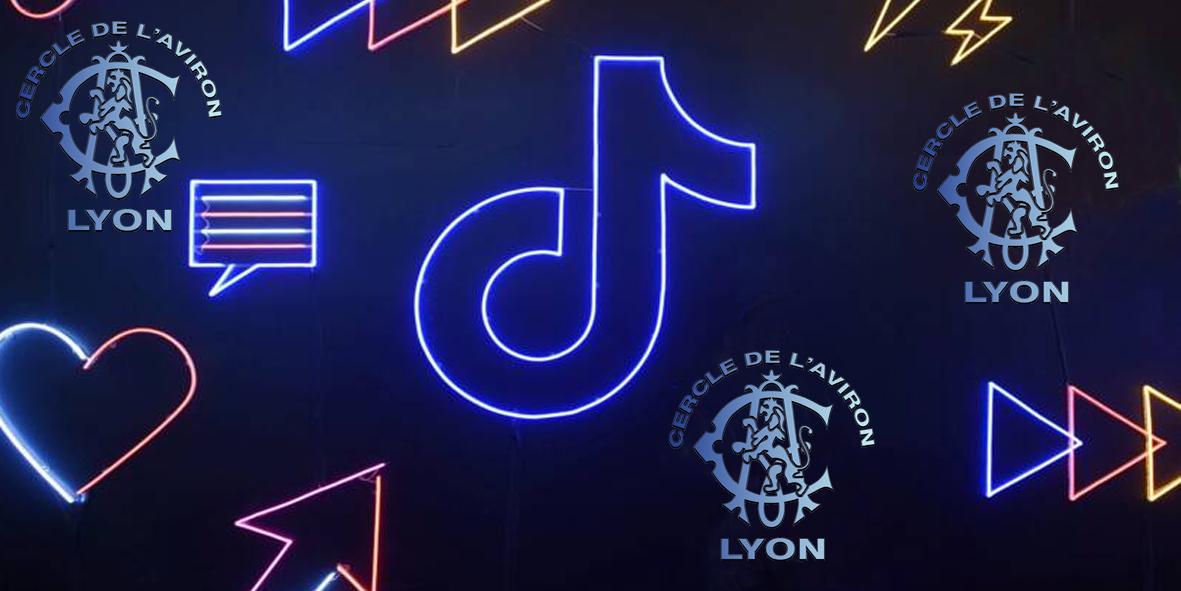 Cercle Aviron Lyon TikTok