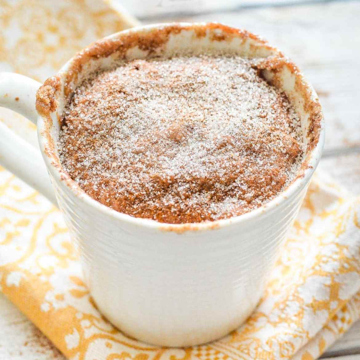10 Easy Mug Cakes and Desserts You Can Make In Your Microwave