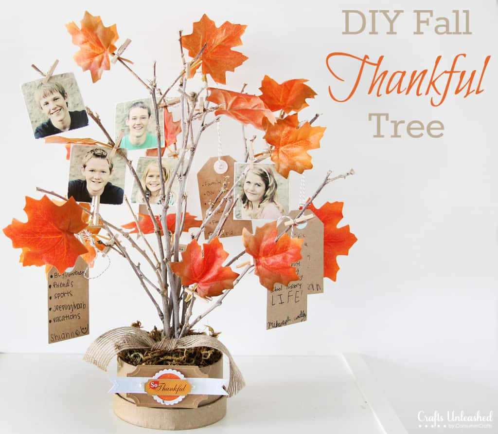 10 Ideas For Giving Thanks