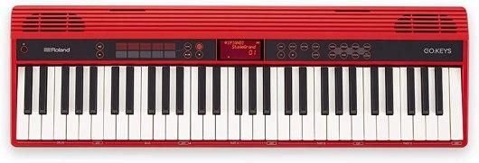 Meilleur piano numérique ROLAND GO-61K