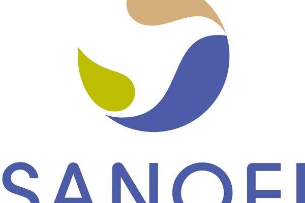 Logotipo de Sanofi propietaria de DEPAKINE