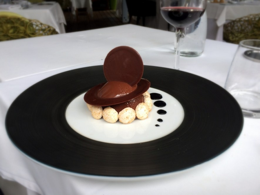 Bonne adresse restaurant villa angélique saint-denis 97400 dessert