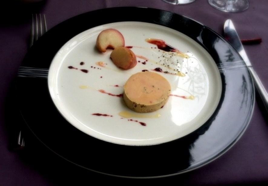 Restaurant Gastronomique la Réunion 974 La Case Pitey Foie Gras