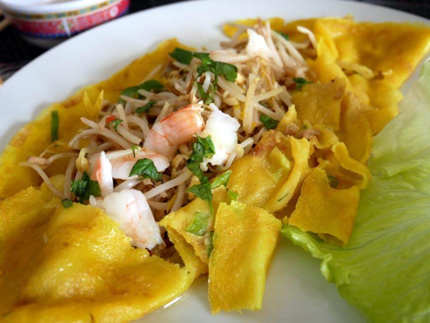 BOnne adresse restaurant Vietnamiem la reunion 974 jade d or crepe