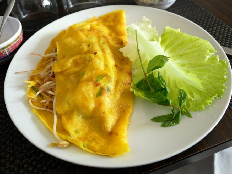 BOnne adresse restaurant Vietnamiem la reunion 974 jade d or entree