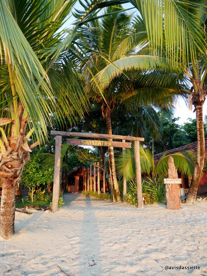 sambatra beach lodge voyage ile aux nattes madagascar accueil