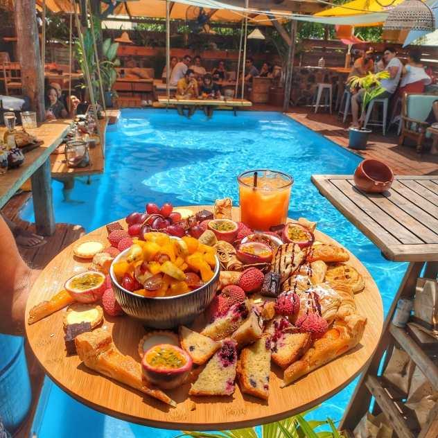 brunch cuisine ephemere piscine saint gille la reunion 974
