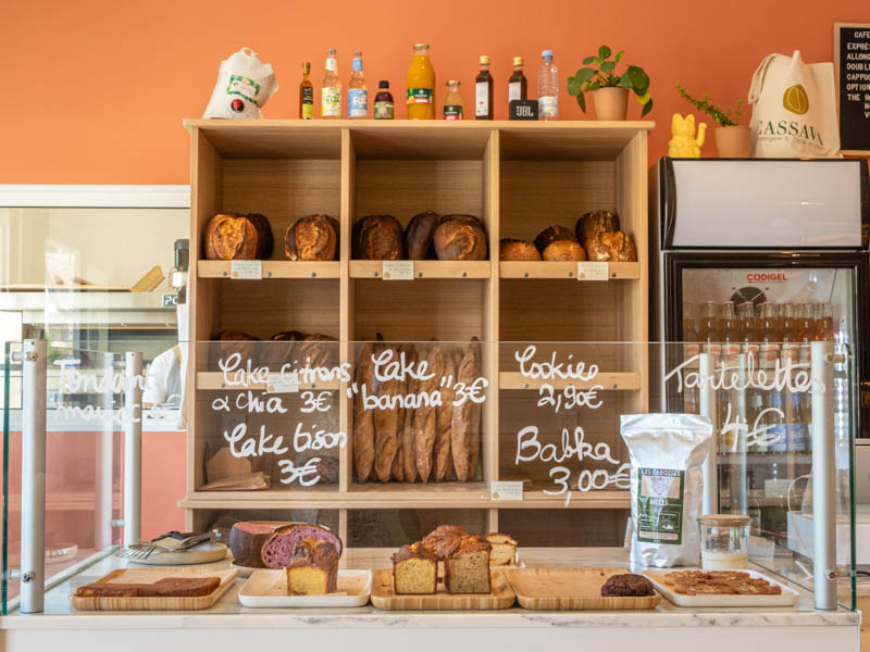 cassava boulangerie brunch saint paul 974 la reunion
