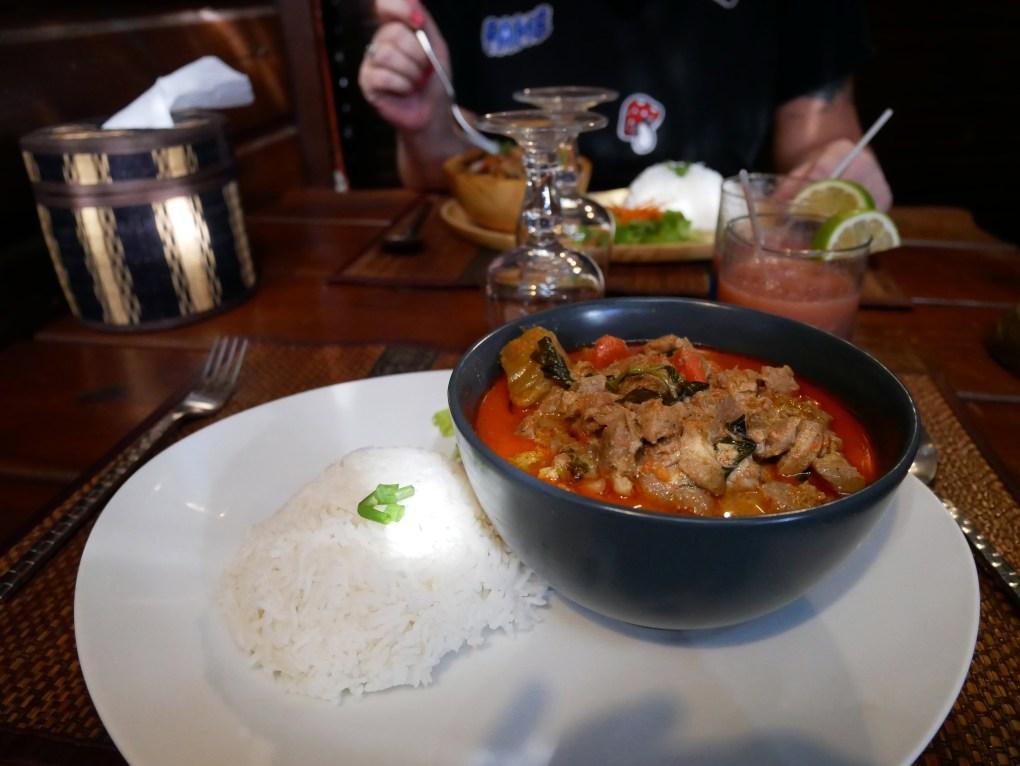 restaurant thailandais la saline 974 la reunion thai run