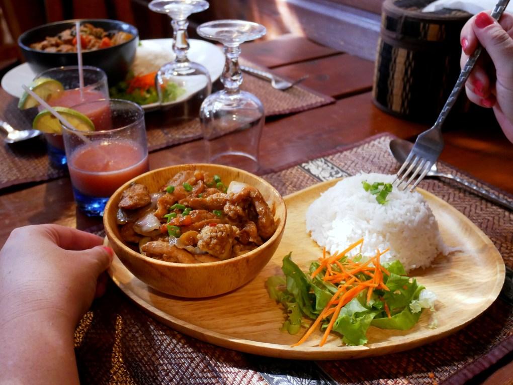 restaurant thailandais la saline 974 la reunion thai run 3