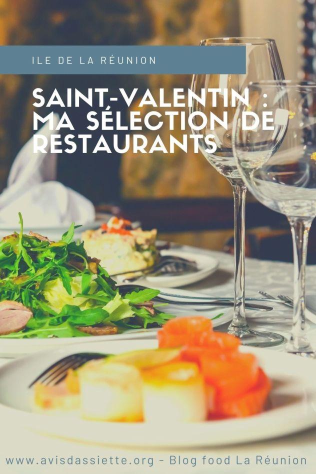restaurant saint valentin ile de la reunion 974