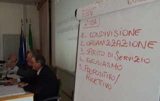 Bertinoro 1 e 2 marzo 2014 - corso di formazione regionale