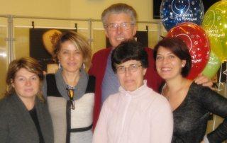 Luigi Zannini va in pensione