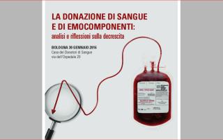 Perché decresce il fabbisogno di sangue