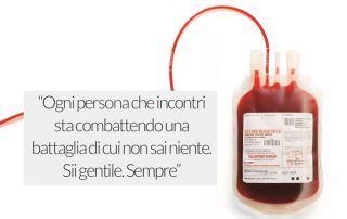 storie donatori sangue