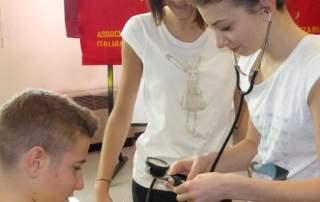 """Immagine relativa a """"Avis e Scuola: conoscere il volontariato"""". Progetto realizzato da AVIS Comunali della provincia di Reggio Emilia (RE)"""