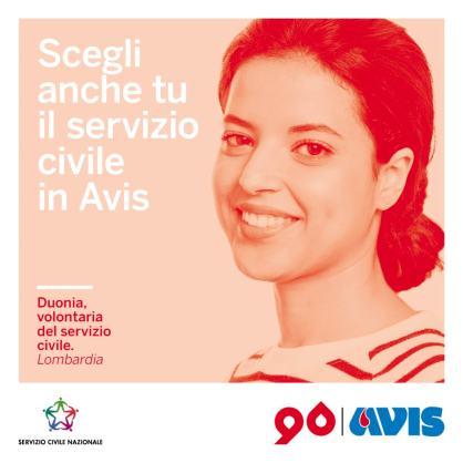 Servizio Civile in Avis 2017-2018