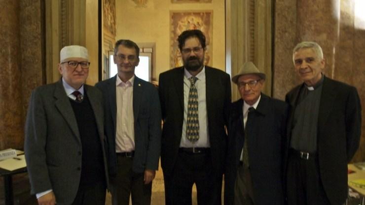 Da una goccia di sangue la donazione nell'esperienza interreligiosa Bologna Cappella Farnese 19 ottobre 201