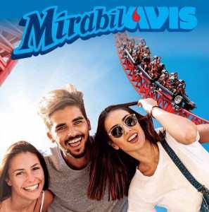 quarta edizione dell'evento di Avis in collaborazione con Mirabilandia: domenica 15 luglio 2018