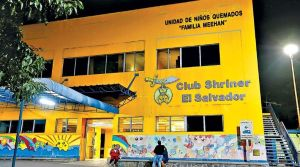 ospedale pediatrico a San Salvador. emilia-romagna dona 3.5 milioni di plasmaderivati per i bimbi emofilici
