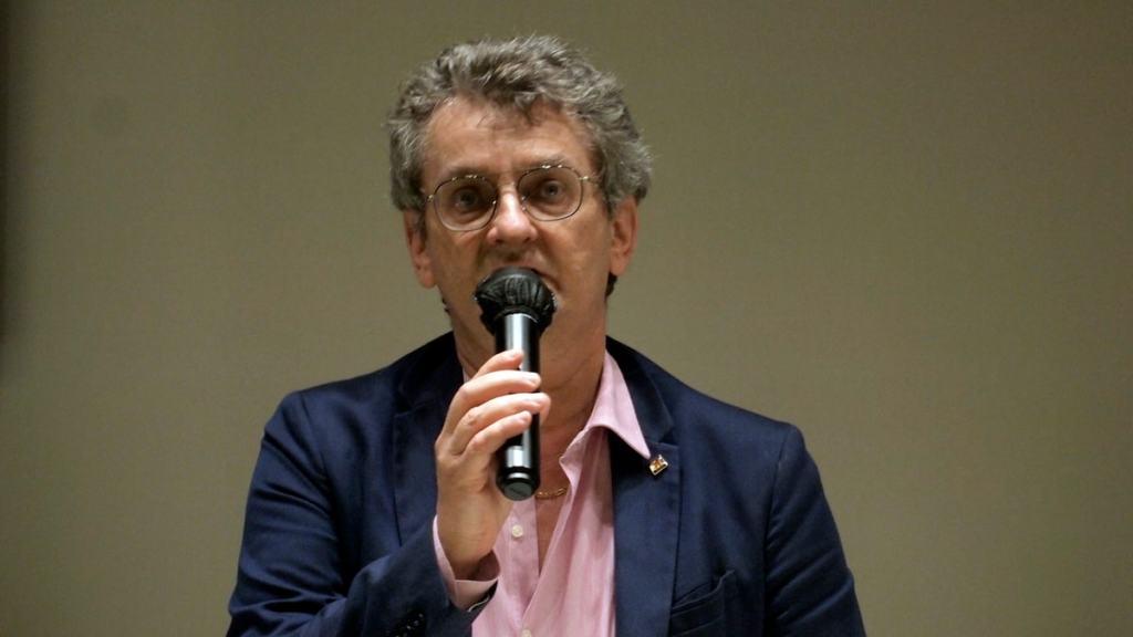 Maurizio Pirazzoli presidente avis emilia romagna