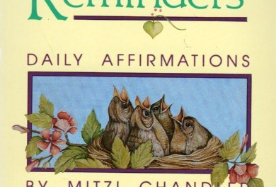 Gentle Reminders Daily Affirmations For Co Dependents