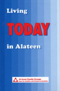Living Today In Alateen Daily Meditation Book