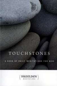 Touchstones Daily Meditations For Men