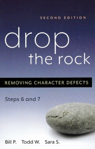 Drop the Rock Removing Character Defects