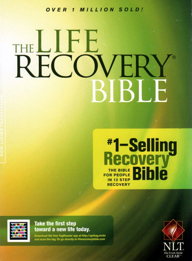 The Life Of Adventure: The LIFE Recovery Bible Regular Size