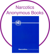 Narcotics Anonymous Books Category