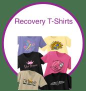 Recovery Tshirts