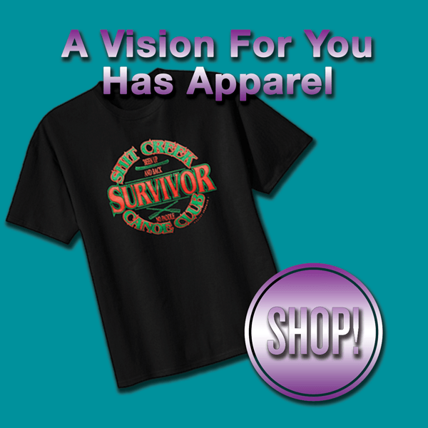 Get your A Vision For You Apparel