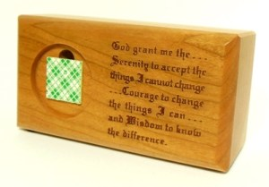 serenity-prayer-wood-display-medallion-holder