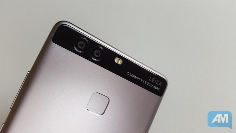 Huawei P9 Capteurs Photos