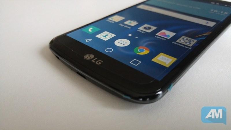 LG K10 Ecran